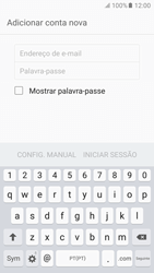 Samsung Galaxy S6 Android M - Email - Configurar a conta de Email -  6