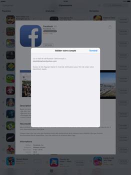Apple iPad Pro 12.9 (1st gen) - iOS 9 - Applications - Télécharger des applications - Étape 22