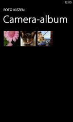 Nokia Lumia 625 - MMS - Afbeeldingen verzenden - Stap 10