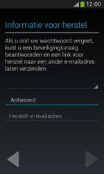 Samsung Galaxy Trend Plus (S7580) - Applicaties - Account aanmaken - Stap 15