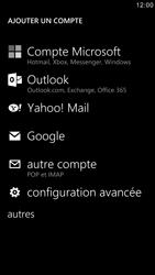 Samsung I8750 Ativ S - E-mail - Configuration manuelle - Étape 6