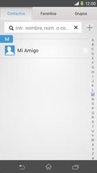 Sony Xperia M2 - Mensajería - Escribir y enviar un mensaje multimedia - Paso 7
