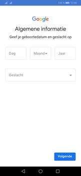 Huawei P30 - Applicaties - Account instellen - Stap 7