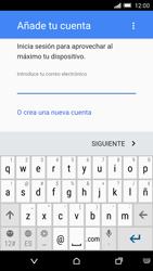 HTC One M9 - E-mail - Configurar Gmail - Paso 10