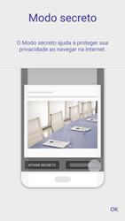 Samsung Galaxy S7 - Internet (APN) - Como configurar a internet do seu aparelho (APN Nextel) - Etapa 21