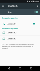 Android One GM5 - Bluetooth - headset, carkit verbinding - Stap 8