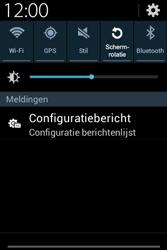 Samsung S6810P Galaxy Fame - Internet - Automatisch instellen - Stap 4
