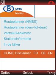Nokia C2-01 - Internet - internetten - Stap 14