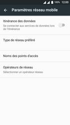 Wiko Lenny 3 - Internet - Désactiver du roaming de données - Étape 7