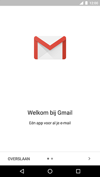Nokia 6 (2018) - E-mail - e-mail instellen (outlook) - Stap 4