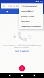Google Pixel - Messagerie vocale - configuration manuelle - Étape 6