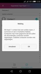 Huawei Huawei Y5 II - Contacten en data - Contacten kopiëren van toestel naar SIM - Stap 9