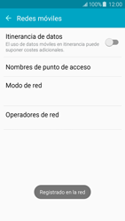 Samsung Galaxy J5 - Red - Seleccionar una red - Paso 9