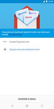 Nokia 7 Plus - E-mail - Configuration manuelle (yahoo) - Étape 13