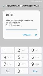 Samsung galaxy-a5-2017-android-oreo - Beveiliging en ouderlijk toezicht - Hoe wijzig ik mijn SIM PIN-code - Stap 9