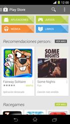 Sony Xperia Z1 - Aplicaciones - Descargar aplicaciones - Paso 4