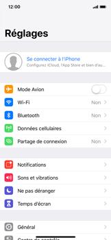 Apple iPhone XS - iOS 12 - Aller plus loin - Gérer vos données depuis le portable - Étape 6