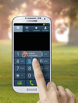 Samsung Galaxy S4 - Premiers pas - Spécificités produit - Étape 2