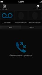 BlackBerry Z30 - Voicemail - Handmatig instellen - Stap 5
