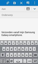 Samsung G357 Galaxy Ace 4 - E-mail - hoe te versturen - Stap 5