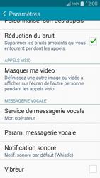 Samsung A500FU Galaxy A5 - Messagerie vocale - Configuration manuelle - Étape 7