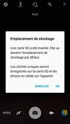 Samsung Galaxy J3 (2016) - Photos, vidéos, musique - Prendre une photo - Étape 4