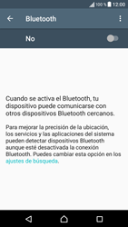 Sony Xperia X - Bluetooth - Conectar dispositivos a través de Bluetooth - Paso 5