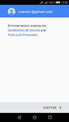 Huawei Y5 II - E-mail - Configurar Gmail - Paso 13