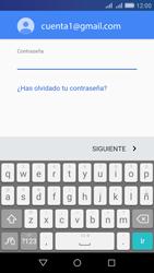Huawei Huawei Y6 - E-mail - Configurar Gmail - Paso 12