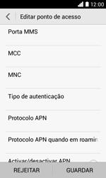 NOS LUNO - MMS - Como configurar MMS -  13