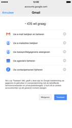 Apple iPhone 6 - E-mail - Handmatig instellen (gmail) - Stap 8
