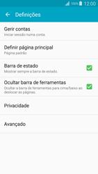 Samsung Galaxy S4 LTE - Internet no telemóvel - Configurar ligação à internet -  21