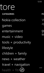 Nokia Lumia 635 - Applications - Download apps - Step 12