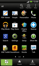 HTC C525u One SV - Bluetooth - Pair with another device - Step 3