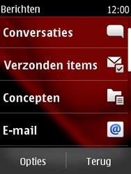 Nokia Asha 300 - E-mail - e-mail versturen - Stap 3