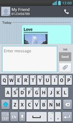 LG E460 Optimus L5 II - Mms - Sending a picture message - Step 17