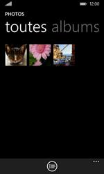 Nokia Lumia 530 - Photos, vidéos, musique - Envoyer une photo via Bluetooth - Étape 4