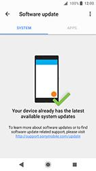 Sony Xperia XA2 - Device - Software update - Step 8