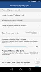 Huawei Huawei Y6 - Internet - Ver uso de datos - Paso 9