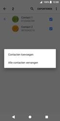 Sony Xperia XZ2 Compact (H8314) - Contacten en data - Contacten kopiëren van toestel naar SIM - Stap 12