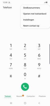 Samsung galaxy-note-10-plus-single-sim-sm-n975f - Beveiliging en ouderlijk toezicht - Nummer blokkeren - Stap 6