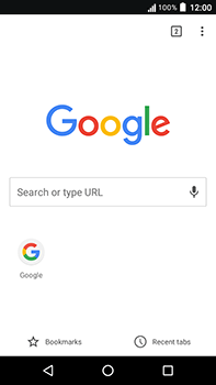 Acer Liquid Zest 4G Plus - Internet - Internet browsing - Step 16