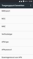 Crosscall Trekker M1 Core - Internet - handmatig instellen - Stap 16