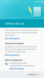 Samsung Galaxy S7 Edge - Primeiros passos - Como ativar seu aparelho - Etapa 8
