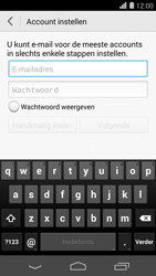 Huawei Ascend P7 - E-mail - e-mail instellen (yahoo) - Stap 6