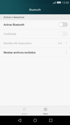 Huawei P8 Lite - Bluetooth - Conectar dispositivos a través de Bluetooth - Paso 4
