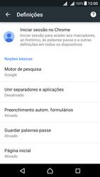Sony Xperia X Dual SIM (F5122) - Internet no telemóvel - Como configurar ligação à internet -  24