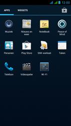 Fairphone Fairphone - Contacten en data - Contacten kopiëren van toestel naar SIM - Stap 4