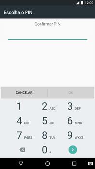 Huawei Google Nexus 6P - Segurança - Como ativar o código de bloqueio do ecrã -  10