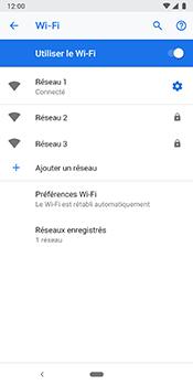 Google Pixel 3 - Wi-Fi - Se connecter à un réseau Wi-Fi - Étape 9